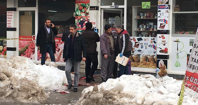 Konya'da silahlı kavga : 1 ölü, 1 yaralı