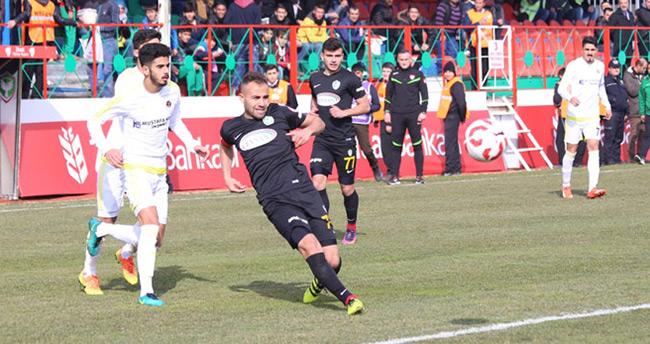 Diyarbakır'da puanlar paylaşıldı