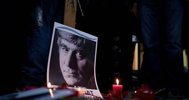 Hrant Dink'in öldürülmesinin üzerinden 10 yıl geçti