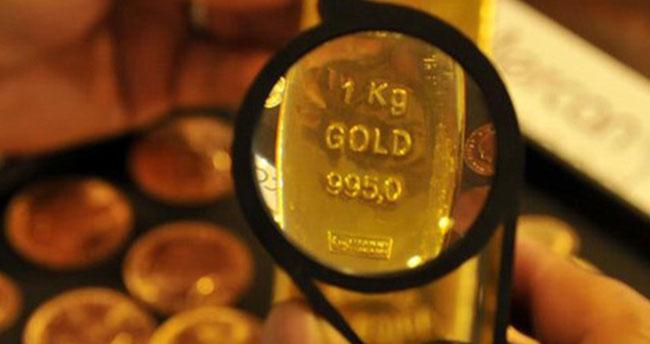 Altın fiyatları kritik eşiğin altında