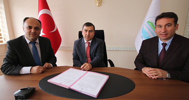 Beyşehir Belediyesi ile Milli Eğitim Müdürlüğü arasında protokol