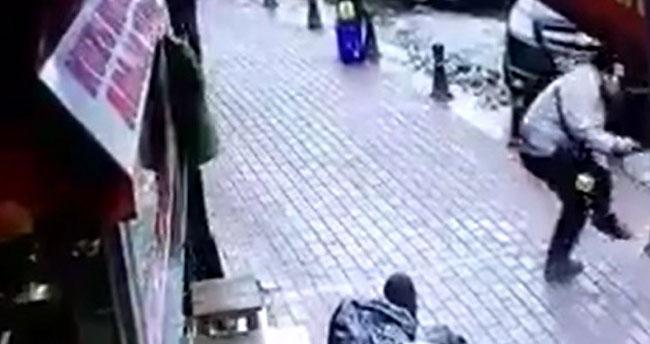 Konya'da otopark görevlisi vuruldu