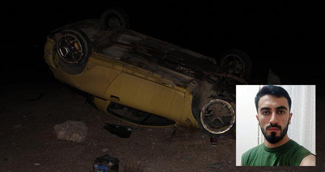Konya'da 5 saat sonra fark edilen kazanın sürücüsü hayatını kaybetti