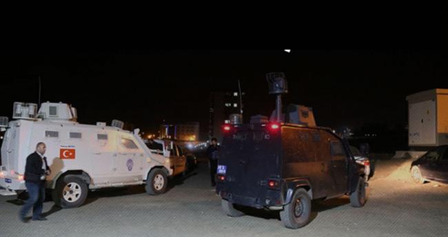 Siirt'te roketli saldırı
