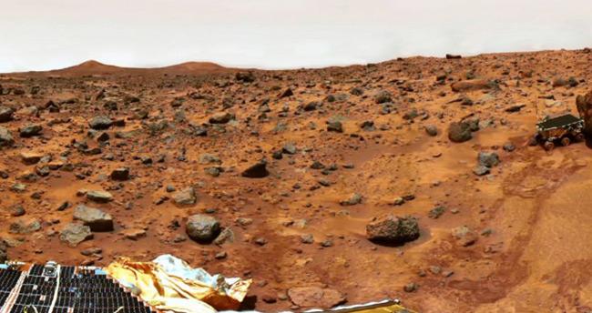 Mars'ta yaşayabilen canlı keşfedildi