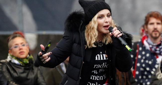 Madonna hakkında soruşturma başlatıldı