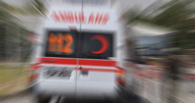 Konya'da yolcu otobüsü devrildi: 16 yaralı