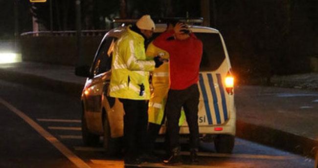 Mustafa Ceceli polisten kaçamadı