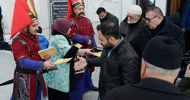 """Meram'da """"Osmanlı Haftası"""" coşkusu"""