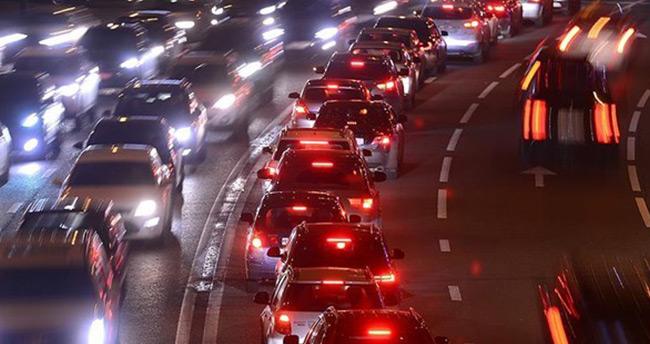Motorlu taşıtlar vergisi ödemeleri için son gün yarın!