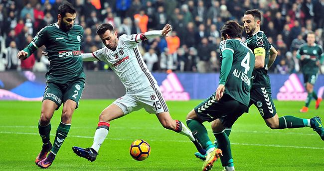 Beşiktaş 5 – 1 Konyaspor