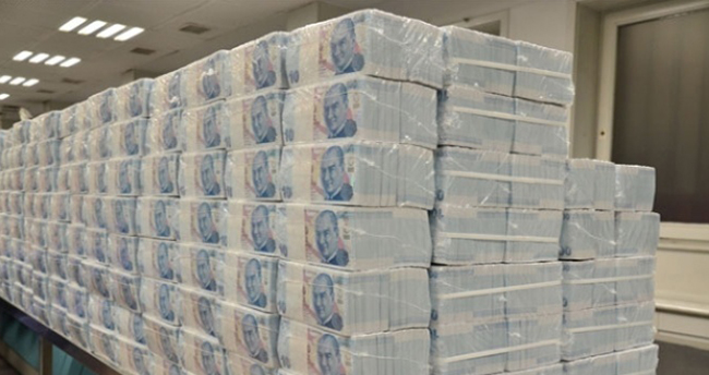 Hazine'nin vergi dışı gelirleri 16 milyar lira