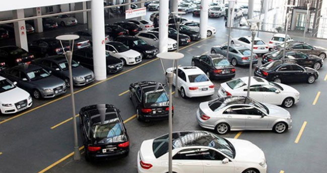 2017'nin ilk ayında otomoil satışları arttı