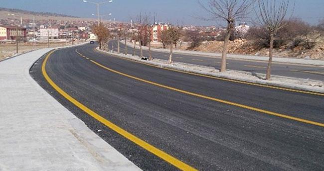 Güneysınır'a 5,9 milyonluk ana cadde yatırımı
