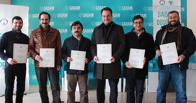 2016 yılı SADAM bilim ve sanat ödülleri sahiplerini buldu
