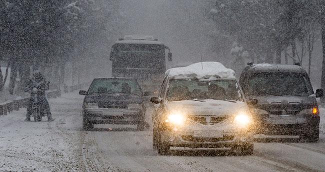 Konya'da kar erimelerine dikkat!