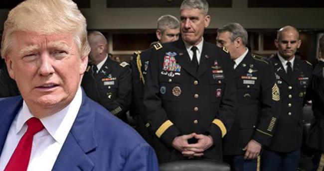 'Trump'a askeri darbe gelebilir'