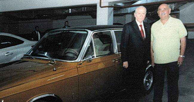 Bahçeli'nin klasik oto merakını tamircisi anlattı: Volvo seviyor