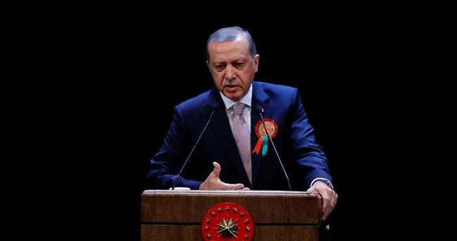 Yeni anayasa paketinin onayı için gözler Erdoğan'a çevrildi