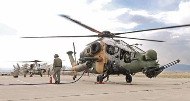 ATAK helikopterde FETÖ şüphesi