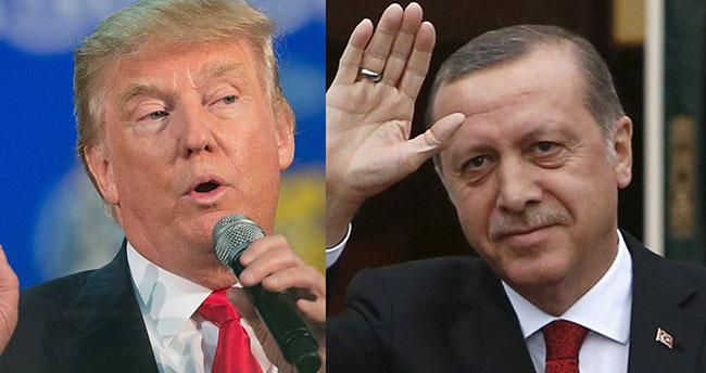 Erdoğan ve Trump görüşecek
