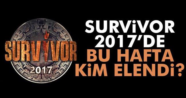 Survivor'da bu hafta kim elendi? – 8 Şubat Survivor adaya veda eden isim