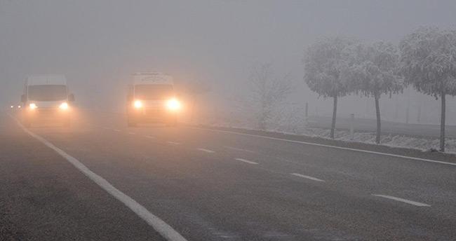 Konya ve çevresi için meteorolojik uyarı (9 Şubat 2017)