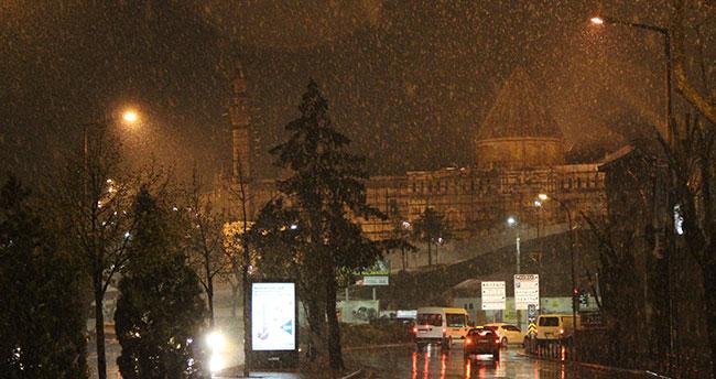 Konya'ya meteorolojik uyarı