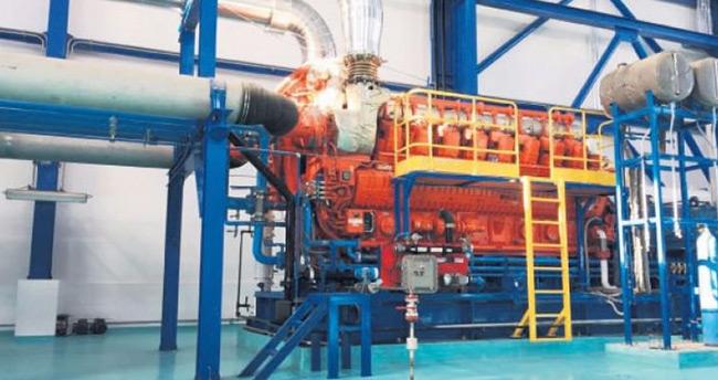 Tuz Gölü deposuna ilk doğal gaz
