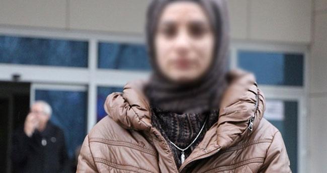 Minibüste Başörtülü Kıza Saldırı Anı Kamerada