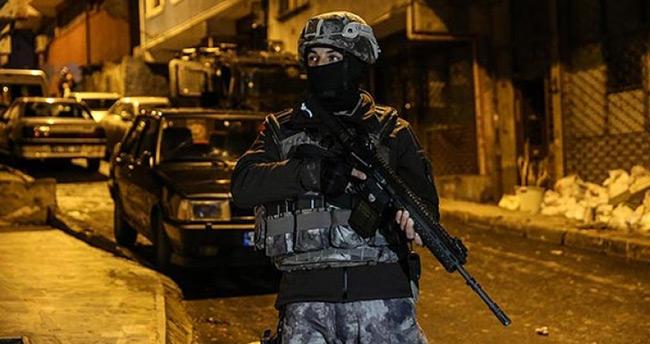 İstanbul'da operasyon! Tutuklamalar var