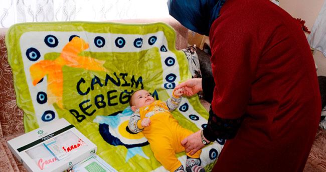 """Meram Belediyesinden """"İyi ki Doğdun Bebek"""" projesi"""
