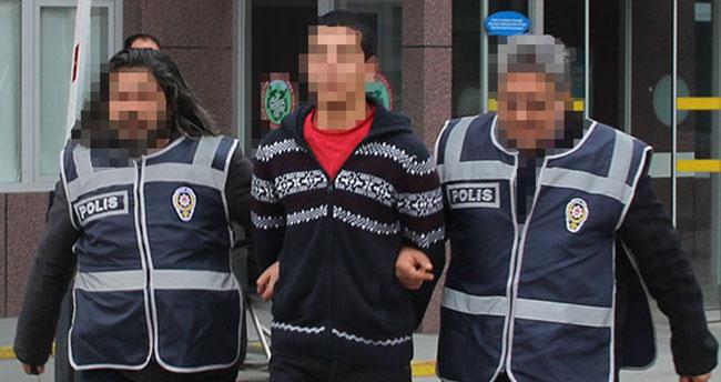 Konya'daki bıçaklı gasp iddiası