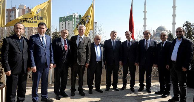 """""""Konya olarak sanayicilerle gurur duyuyoruz"""""""