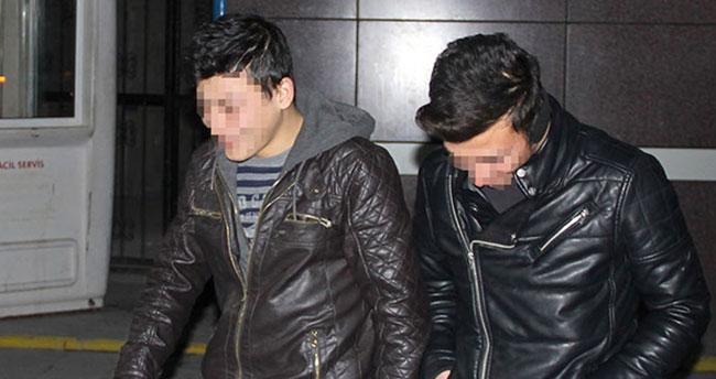 Konya'daki bıçaklı kavgada tutuklama
