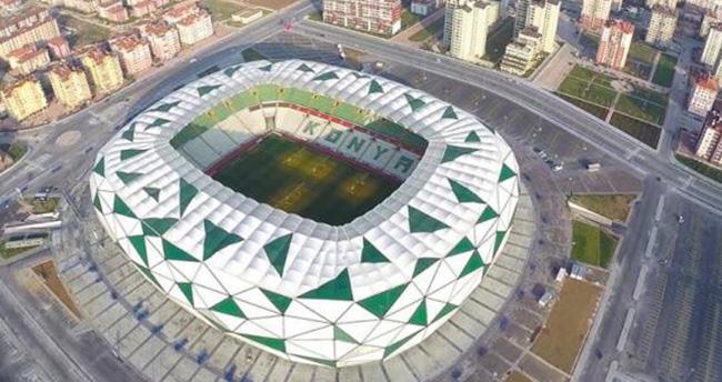 Konya Büyükşehir standyumu EURO 2024'e aday