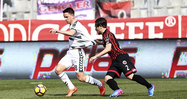 Gençlerbirliği: 2 – Atiker Konyaspor: 0