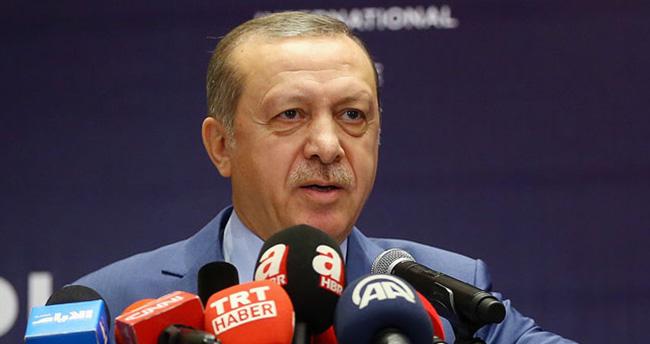 Erdoğan bilinmeyen sırrı açıkladı!