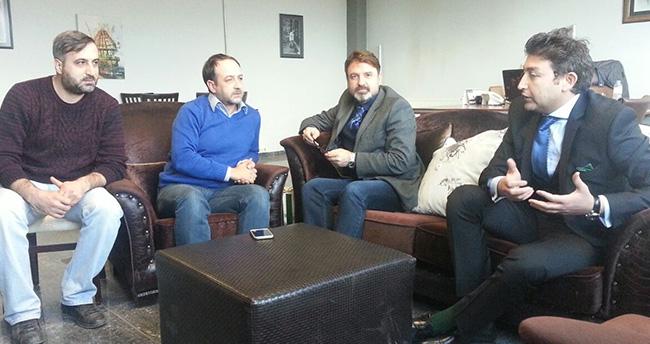 Konyaspor'dan ziyaret