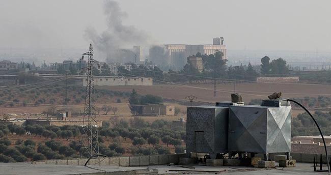 El Bab'da 1 asker şehit oldu, 2 asker yaralandı