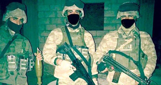 Milli Piyade Tüfeği İlk Kez El Bab'daki Komandolarda Görüntülendi