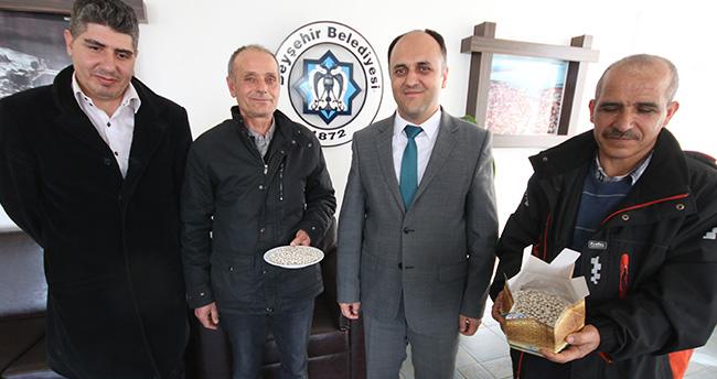 Konya'nan şeker fasulyesi dünya pazarına girmeye hazırlanıyor