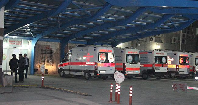 Konya'da park yeri kavgası: 1 ölü, 1'i polis 4 yaralı
