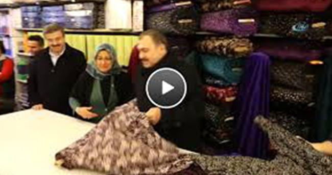 Bakan Eroğlu, Baba Mesleğine Döndü