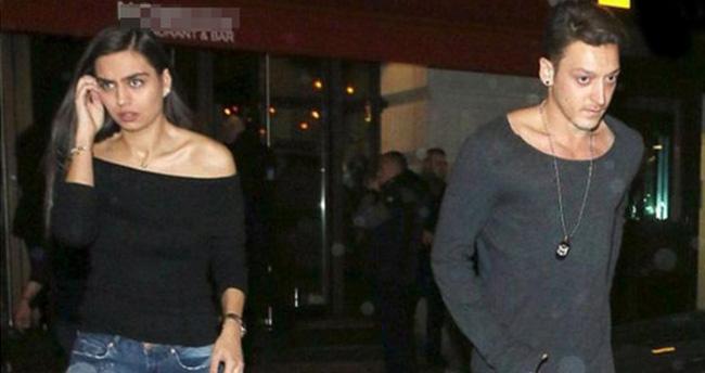 Amine Gülşe ile Mesut Özil yaza evleniyor