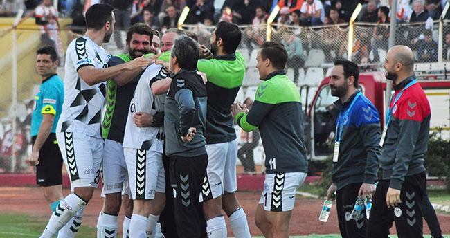 Adanaspor 0 – 1 Atiker Konyaspor
