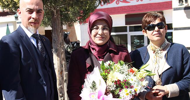 Konya Berberler ve Kuaförler Odası Kadınlar Gününü Kutladı