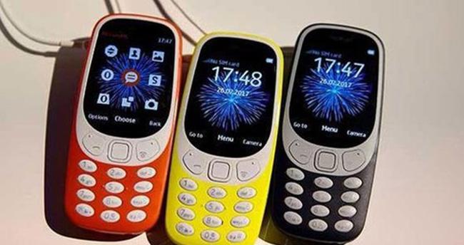 Nokia 3310 satışa çıktı (Nokia 3310'un çıkış tarihi ve özellikleri)