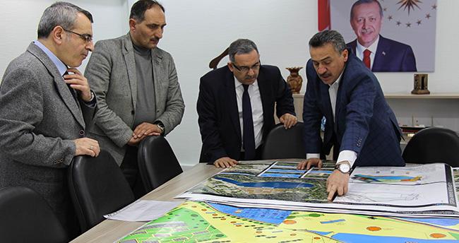 Seydişehir Kuğulu Vadisi Projesinin 2. Etabı Tabiat Parkı ilan edildi