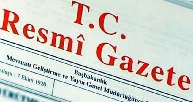 2B kararı Resmi Gazete'de yayımlandı